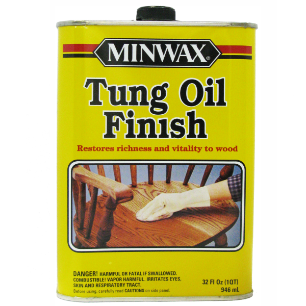 Minwax Tung Oil Finish
