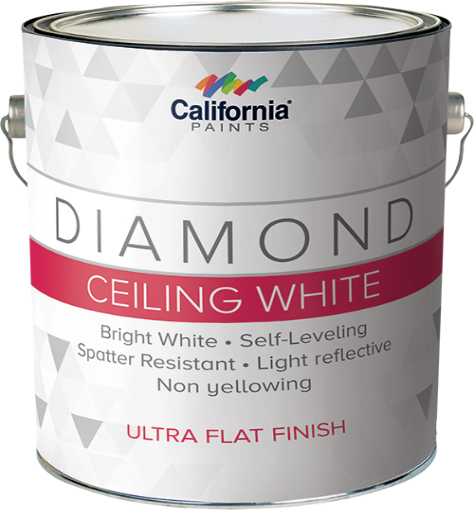 CALIFORNIA DIAMOND CEILING WHITE